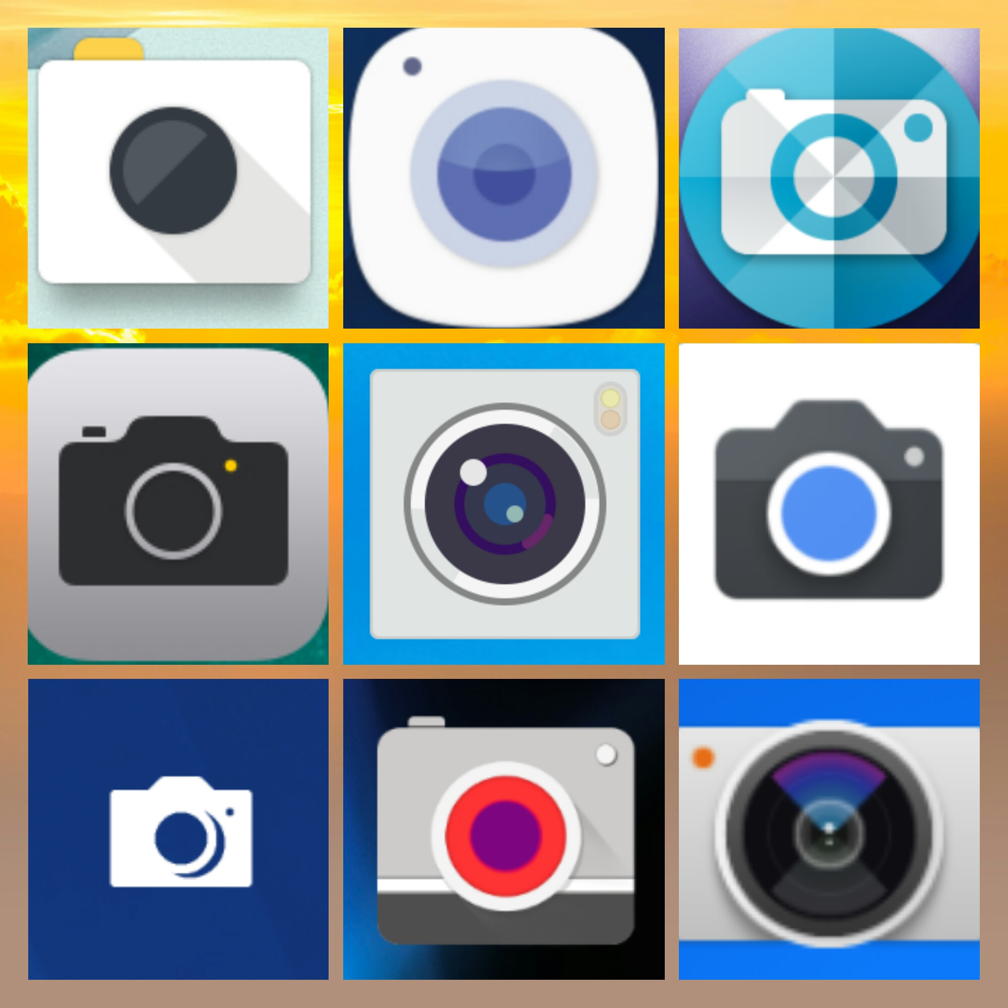 #8 Bare bones or full featured: best stock camera apps for ...